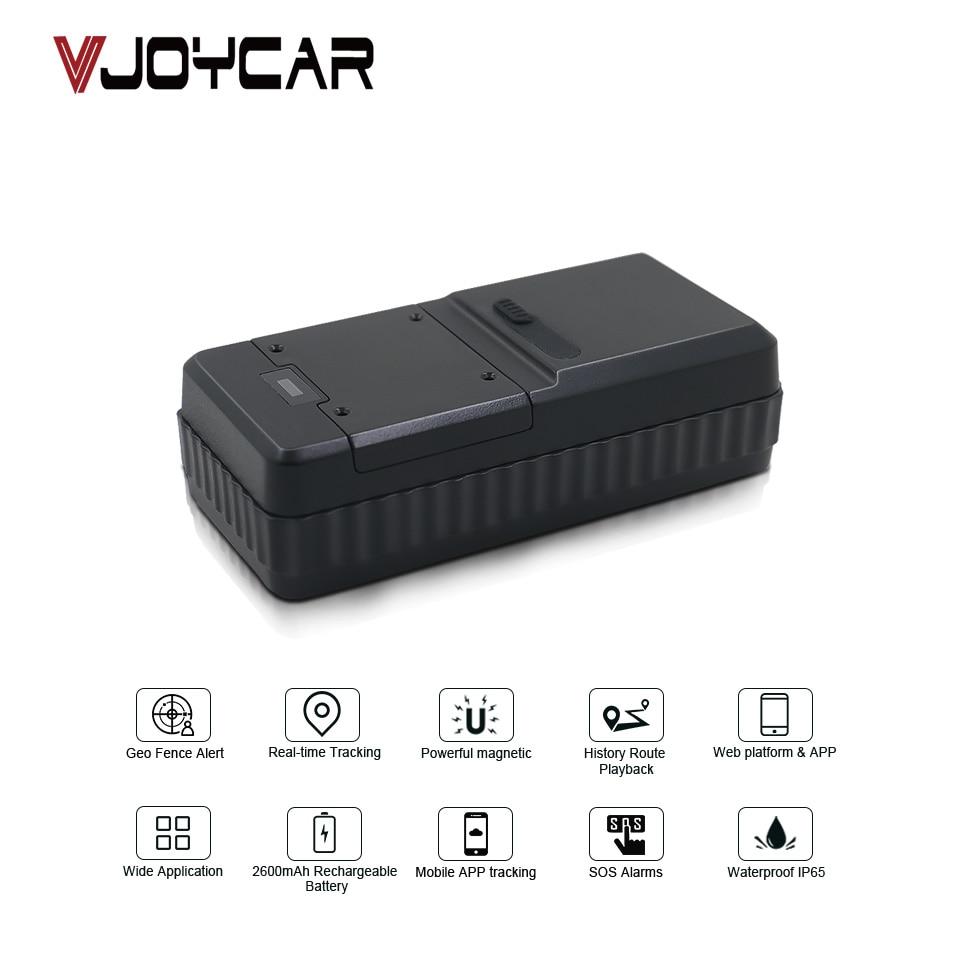VJOYCAR TK101 Դյուրակիր մագնիսական մինի GPS - Ավտոմեքենաների էլեկտրոնիկա - Լուսանկար 1