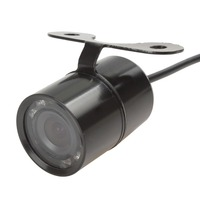 PC1030 420TVL Night Vision Car Front View Camera 120 Degree Wide Angle Waterproof Auto Reverse Parking