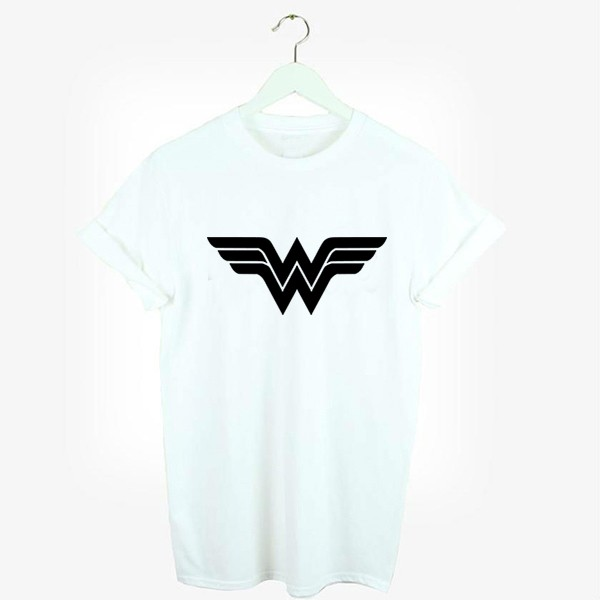 Wonder Woman V Neck 7