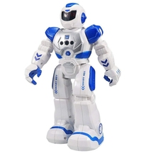 Remote Control Robot For Kids Intelligent Programmable With Infrared Controller Toys,Dancing,Singing,Led Eyes,Gesture Se