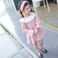 first birthday girl party dresses 2017 spring kids dresses for girls print tutu dress long sleeve children princess dress