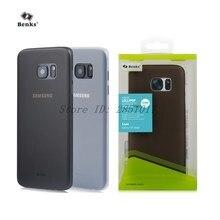 Спс Samsung Galaxy Крайний Случай Бэнкс Для Samsung Galaxy S7 S7 5.1 »/S7 Edge 5.5» Задняя Крышка Корпуса 0.4 ММ Ультра Тонкий Серии