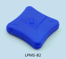 LPMS-B2 9 axis wireless Bluetooth transmission attitude sensor / gyroscope /IMU miniature inertial measurement module angle measurement sensor module angle measurement for bwk217 modbus single axis tilt sensor