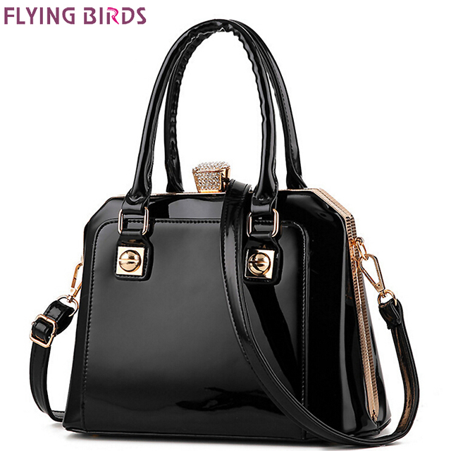 FLYING BIRDS designer bag for women handbag famous brands women tote fashion women's leather handbag bolsas purse LM4088fb