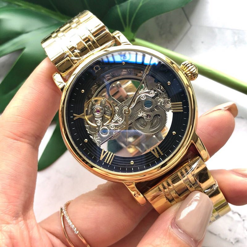 Mens Watches Top Brand Runway Luxury European Design Automatic Mechanical Watch    A0512Mens Watches Top Brand Runway Luxury European Design Automatic Mechanical Watch    A0512