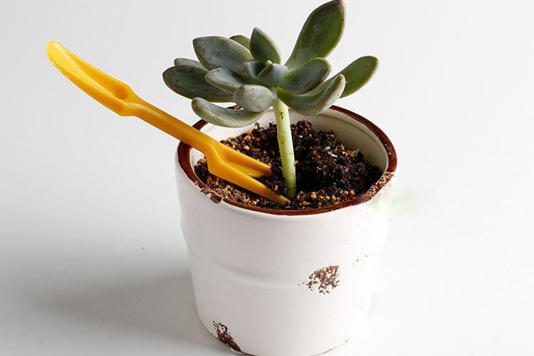 Special Mini Garden Tools Shovel Catalpa Plant Transplantation Garden Planting Tools Flower Potted Products