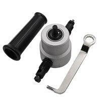 Double Headed Sheet Metal Nibbler Cutter Drill Attachment Metal Sheet Cutter