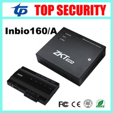 ZK INBIO160 single door 1 door access control panel access control box system free software with power supply box