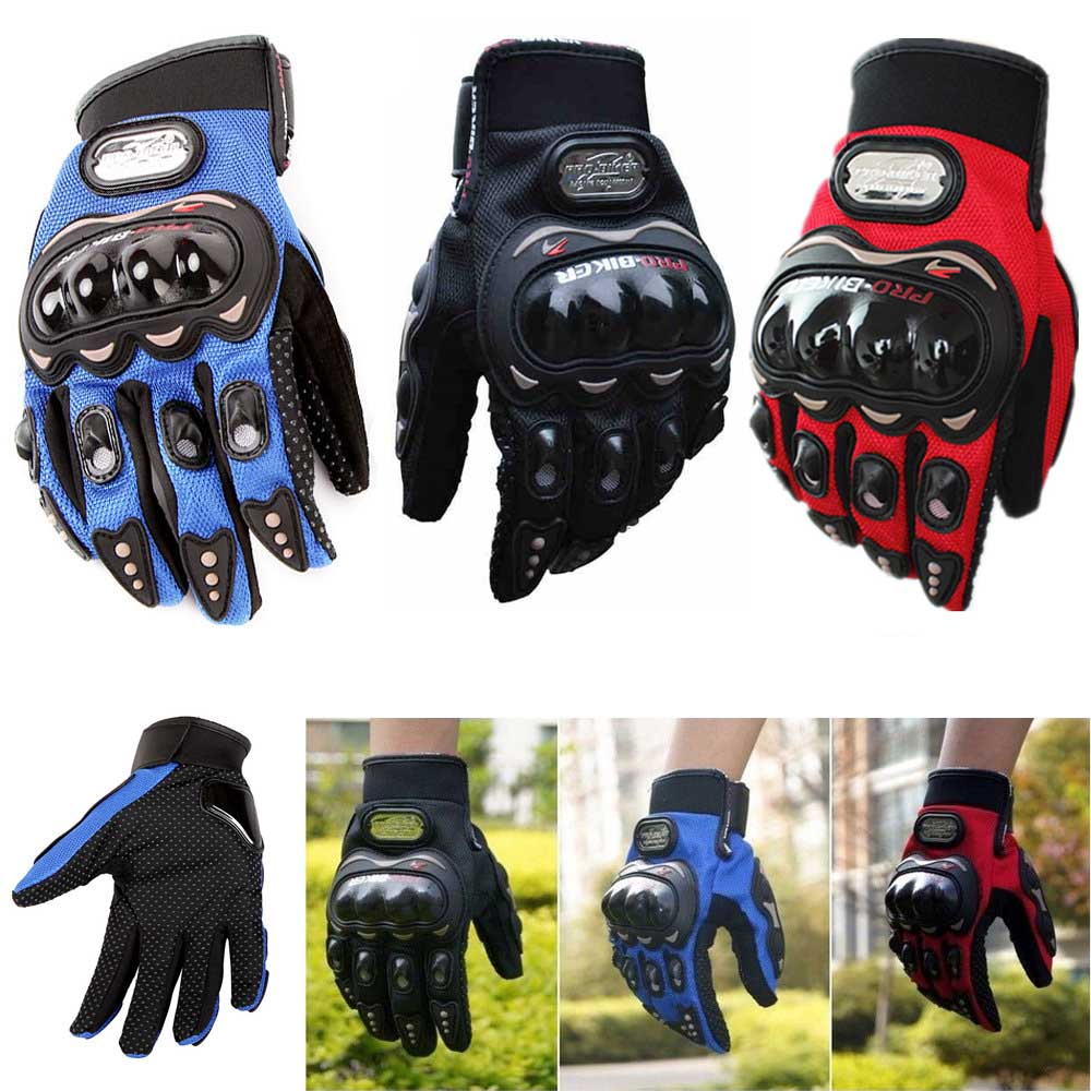 Motorcycle gloves discount - 2016 Motorcycle Gloves Full Finger Performance Motocross Racing Knight Women Men Sports Gloves Racing Motorcyclist Fox