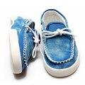 Модные мужские Zapato Дель Лодка Повседневная Обувь Джинсы Холст Slip On Квартиры Loafer обувь бесплатная доставка