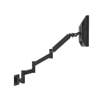 "13""-21"" LCD TV Wall Mount Ultra-long Arm Monitor Holder Display Mechanical Arm Lengthened Rack Holder"