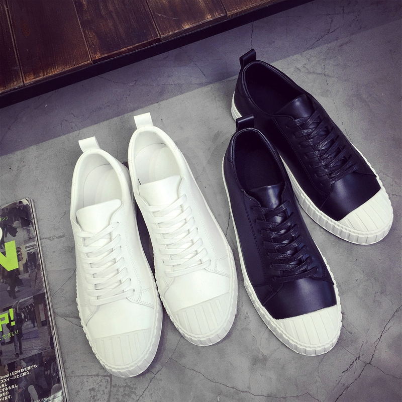 Здесь можно купить  2016 New Arrival PU Men Casual White Shoes Spring Autumn Unisex Flats Walking Shoes genuine Leather casual Lace Up shoes 2016 New Arrival PU Men Casual White Shoes Spring Autumn Unisex Flats Walking Shoes genuine Leather casual Lace Up shoes Обувь