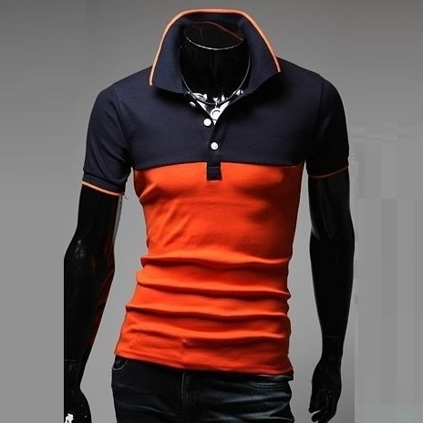 ZOGAA Men   Polo   Shirt 2019 NEW Fashion Short Sleeve Silm Fit Collar   Polo   Shirt Short Sleeve Casual Brand Tops Tees Mens Clothing