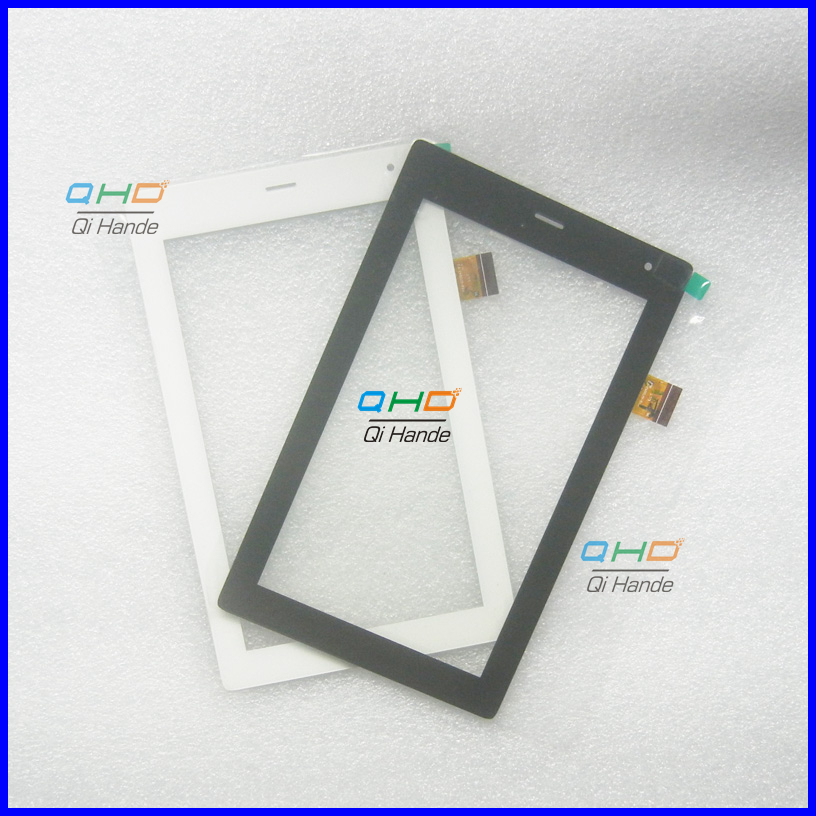 (Ref: YTG-G70042-F2 V1.0 ) black or white 7 inch external screen LCD touch screen panel LCD touch digitizer for tablet PC MID