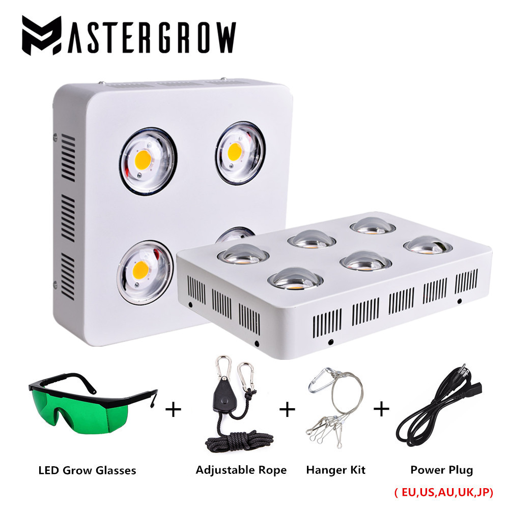 CREE CXA2590 600W 1200W 1800W 3500K COB LED Grow Light Full Spectrum Use Best LED Driver For Indoor Plants Greenhouse Grow Tent