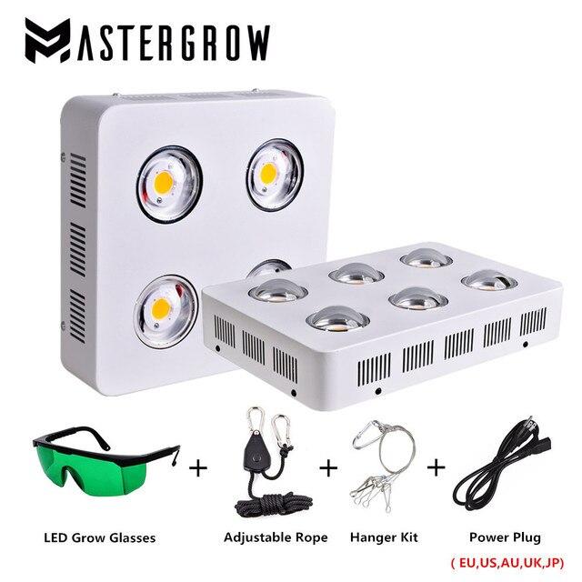 קריס CXA2590 600W 1200W 1800W 3500K COB LED לגדול אור ספקטרום מלא שימוש הטוב ביותר LED נהג לצמחים מקורה חממה לגדול אוהל