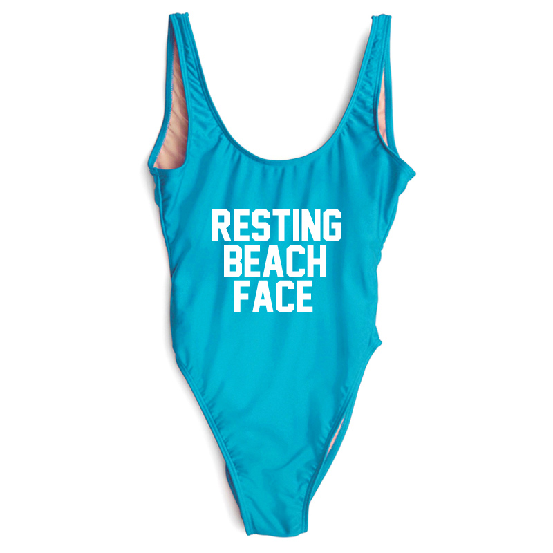 High Cut Bikini 2018 One Piece Swimsuit Women Monokini Thong Buckle Sexy Bathing Suit Female Badpak Maillot De Bain Femme Bather Factories And Mines Swimming Body Suits