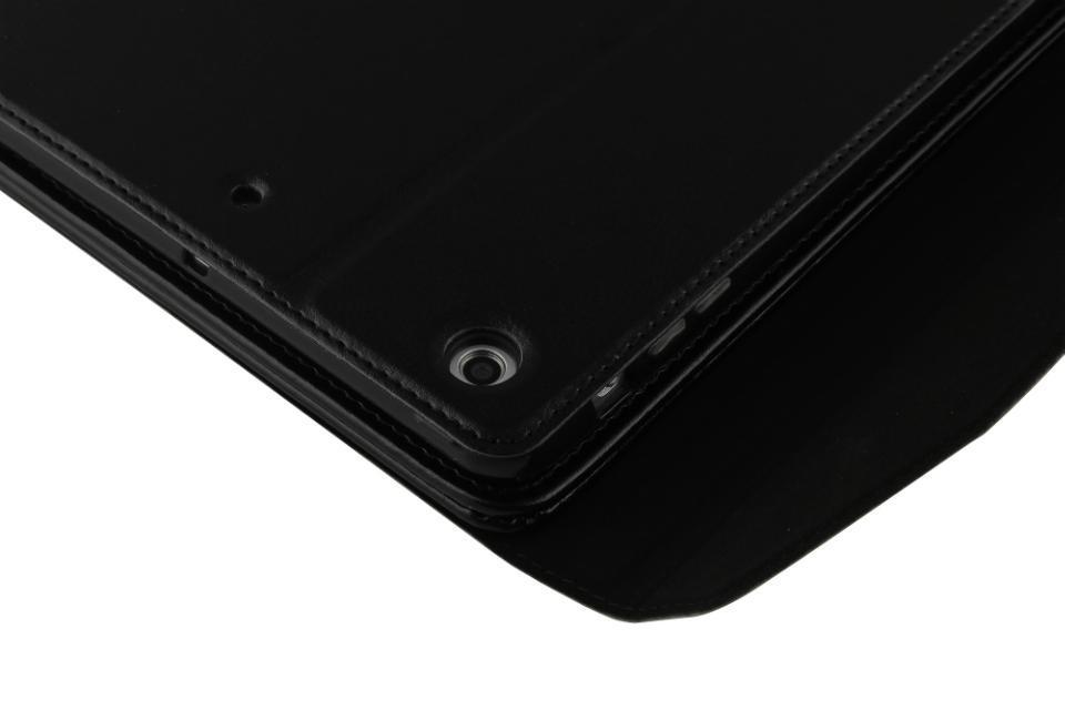 Ultra Thin Removable Crazy Horse Leather Folio Case Wireless