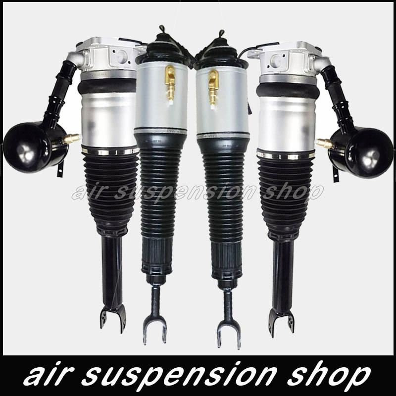 1 Set Air Shock Strut Assembly Air Suspension Spring