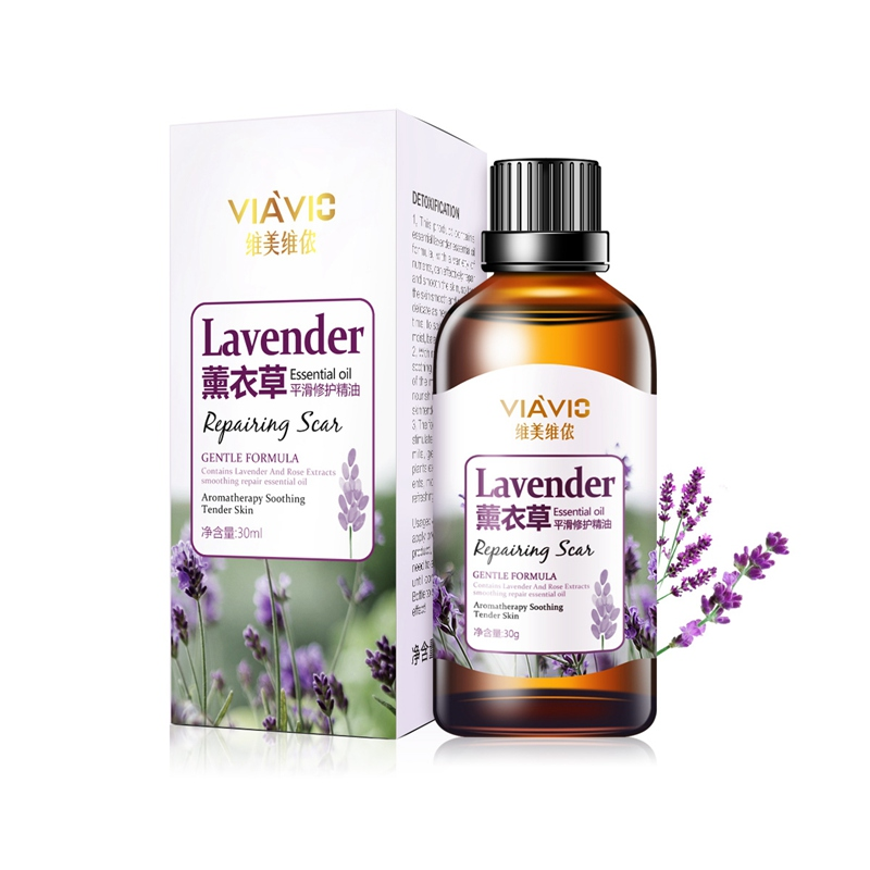 US $2 99 20% OFF|Lavender To Scar Repair Essential Oil Burns Caesarean  Section Bumps Surgery Scars To Repair Essential Oils Authentic 30g-in  Essential