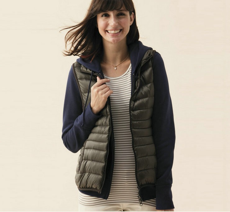 Popular Lightweight Down Vest Women-Buy Cheap Lightweight Down ...