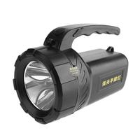 5 Watt 320LM 500 mt Wiederaufladbare Taschenlampe Led-strahler Outdoor Indoor Lampe Taschenlampe Notlicht Jagd Höhlenforschung Angeln