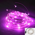USB 5V LED String Christmas Lights 10M 100LED Waterproof RGB LED Stip Holiday Light With RF Controller For Christmas Decoration