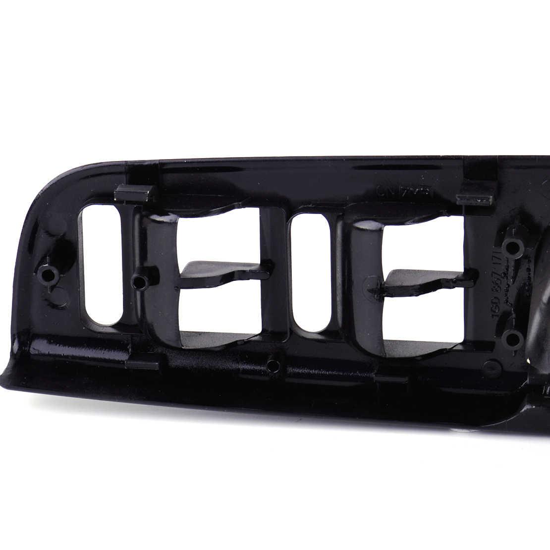 Beler новый автомобильный переключатель для межкомнатных дверей и окон панель управления ободок + накладка на дверные ручки для VW Passat Golf Jetta/Bora MK4 3B1 867 171 E