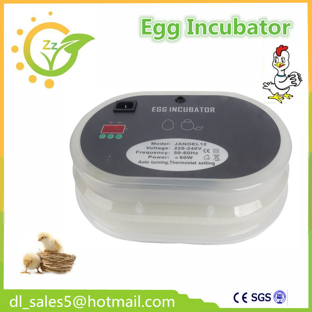 Digital Clear Egg Turning Incubator Hatcher Temperature Control Duck Bird for Chicken, Duck Egg Hatching new design digital temperature incubator pet supply duck hatcher household chicken egg incubator