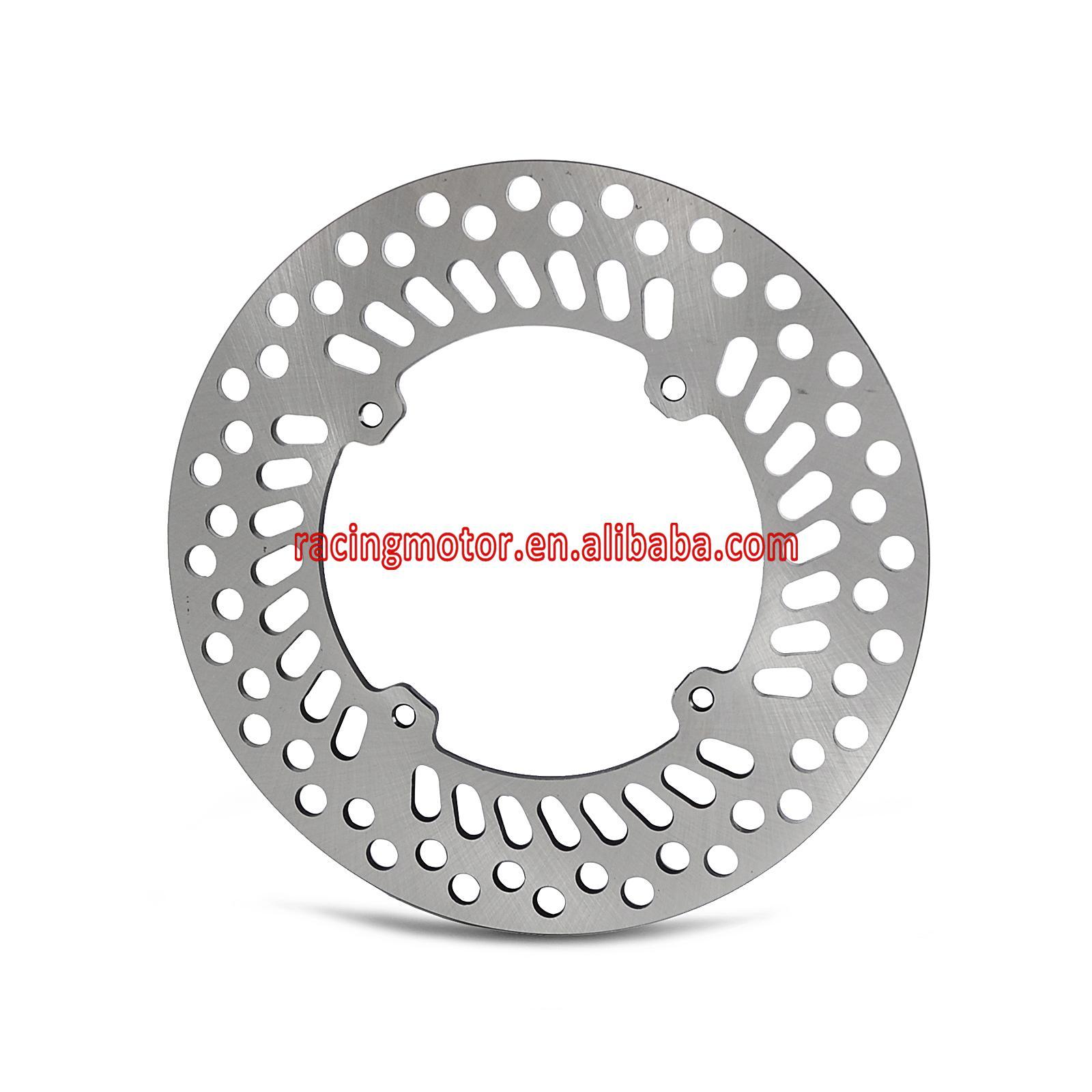 New Motorcycle Front Rotor Brake Disc For Honda CR125 250 500 MTX125 200 XR250 600 XL125 600 MTX 125 RWE/RWF/RWH/RWL 85-95 front brake disc for honda steed 400 600 motorcycle parts