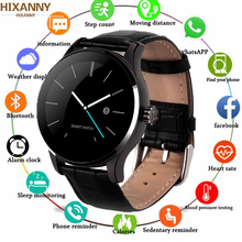K88H Smart Watch Men Waterproof Bluetooth Smartwatch Track Heart Rate Monitor Pedometer Wristwatch For Android IOS pk Xiaomi стоимость