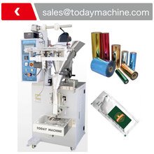 pepper protein powder pouch sachet bag packing machinery