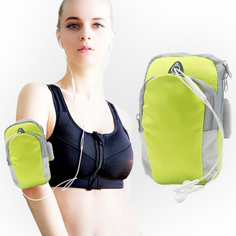 NPHACC Running Arm Bag Phone Pouch Holder Bags for 4 6inch
