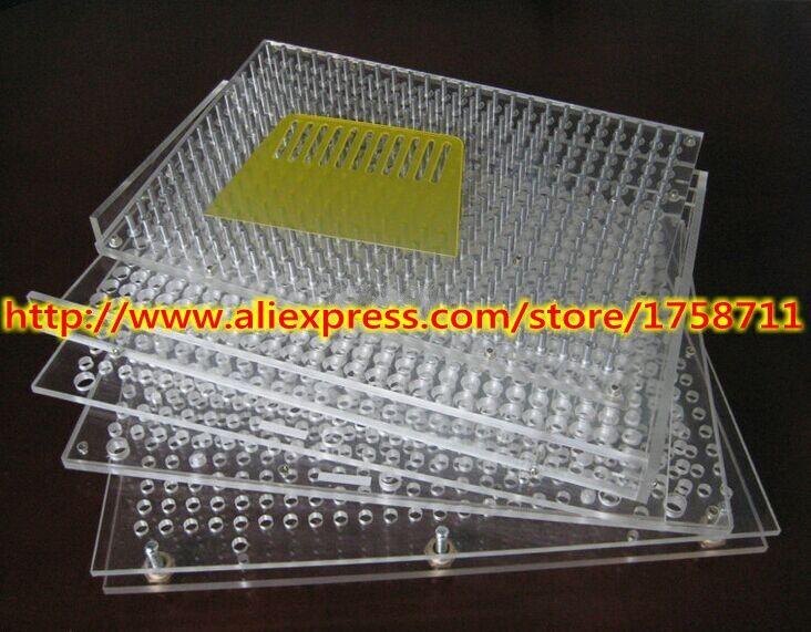 Best Selling Capsule Filling Board/400 Holes Manual Capsule Filling Machine/manual Capsule Filler