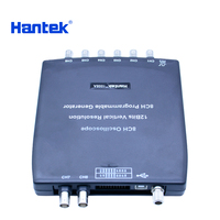 Hantek 1008C 8CH PC USB Automotive Diagnostic Digital Oscilloscope DAQ Program Generator 8CH 2 4MSa S