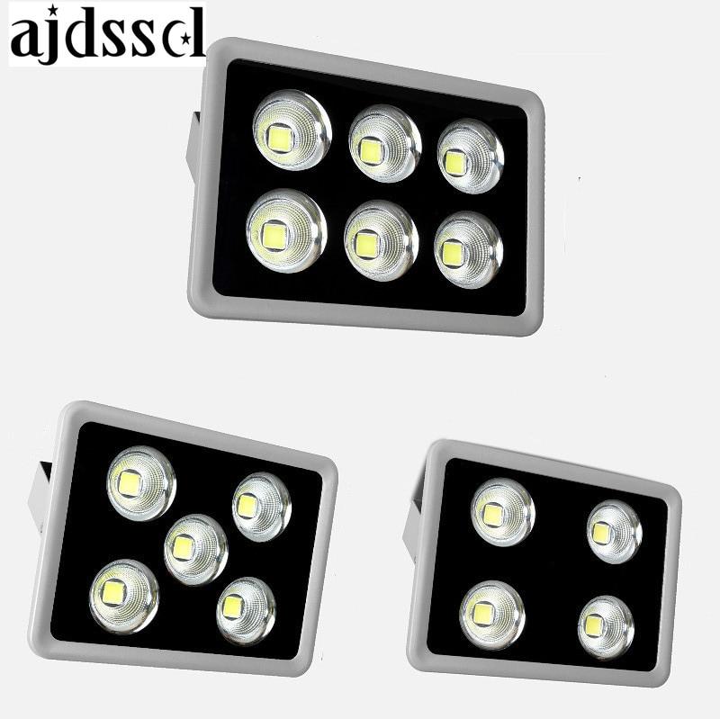 Ultra Bright LED Floodlight COB 100W 150W 200W 250W 300W 400W 500W 600W LED Flood Lights RGB Warm Cold White Flood Lighting стоимость