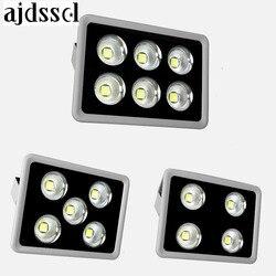 Ultra jasne LED reflektor COB 100 W 150 W 200 W 250 W 300 W 400 W 500 W 600 W LED powodzi światła RGB ciepły zimny biały oświetlenie powodzi