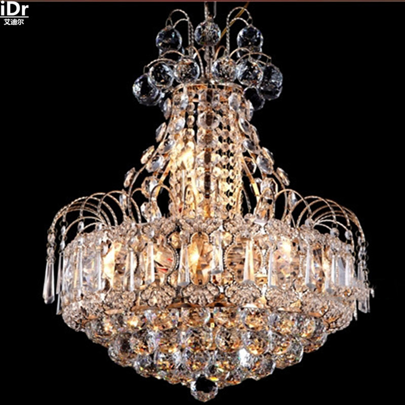 Modern Minimalist Restaurant Chandelier Lamp Bedroom Crystal Gold S Hotel Led Lights Chandeliers Lmy 0197