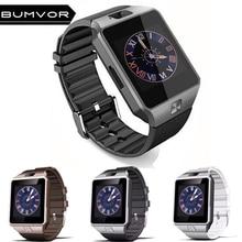 BUMVOR Bluetooth Android font b Smartwatch b font DZ09 Smart Watch Relogio Phone Call SIM TF