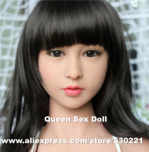 New #33 Top quality NEW sex doll head for silicone adult doll, lifelike doll head with oral sex, real feel sex toys for men