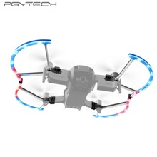PGYTECH For Mavic Air LED Propeller Guard with Colorful Lighting Mode Protective Propeller Drone DJI Mavic Air Accessory