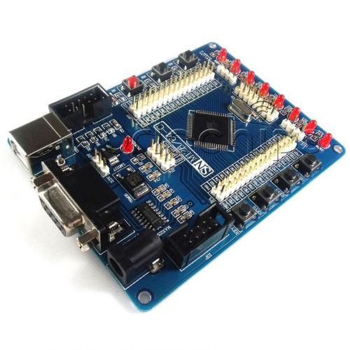 DHL/EMS 10 Sets* AVR Development Board Designed for ATmega128A mega128L kit board NEW -i1