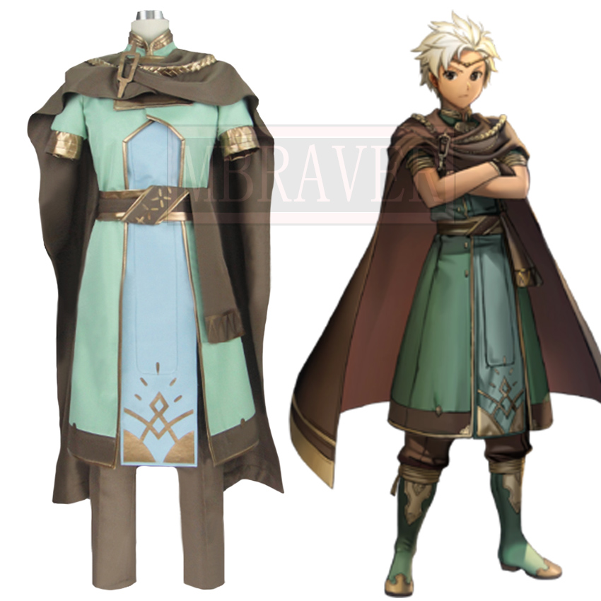 Fire Emblem Boey Cosplay Costume Ensemble Complet Costom Fait Toute Taille