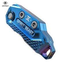 SPIRIT BEAST Motorcycle Key Cover BJ300 BN600 Motorbike Keychain TNT150 Accessories Vreative Motocross Modified