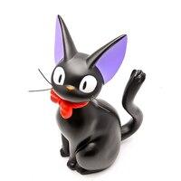 Lovely Pet Shop Vinyl Doll Figures KiKi Cat Piggy Bank Home Decoration Studio Ghibli Table Deco
