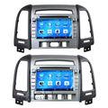 Быстрее скорости 512 МБ RAM WINCE MTK3360 6.0 dvd-плеер автомобиля 1080 P gps, пригодный для Hyundai SANTA FE 2012 santafe радио bluetooth навигатор