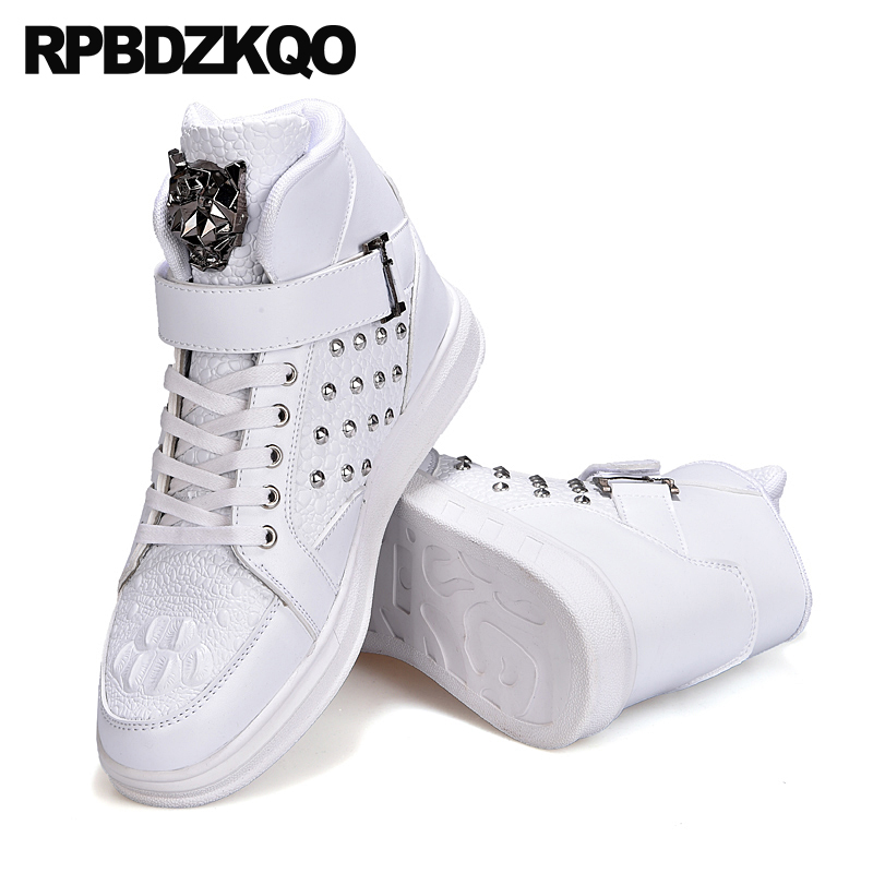 Top 10 Largest Mens Studded Sneaker Brands And Get Free Shipping
