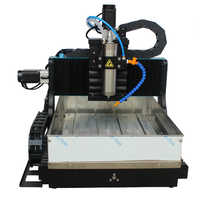 JFT Factory wholesale Mini Milling Engraver Router Cutting Tag Cnc Engraving Machine For Metal
