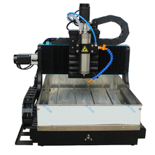 JFT cnc 3030 1500w 3axis router engraving machine Lpt port with water tank for metal plastic wood eva