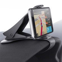 Phone Car Holder GPS Instrument Desk Steering Wheel General Multifunction Vehicle-Mounted IOS Anroid Mobile Phone Holder